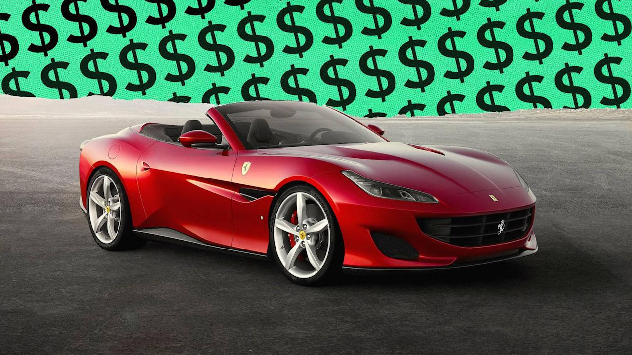 10 ferrari portofino options you 39 d be crazy to pay for for Motor vehicle ny pay tickets