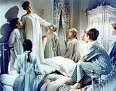 """<a href=""""http://movies.yahoo.com/movie/the-sound-of-music/"""" data-ylk=""""slk:THE SOUND OF MUSIC"""" class=""""link rapid-noclick-resp"""">THE SOUND OF MUSIC</a> (1965) <br>Directed by: <span>Robert Wise</span> Starring: <span>Julie Andrews</span> and <span>Christopher Plummer</span>"""