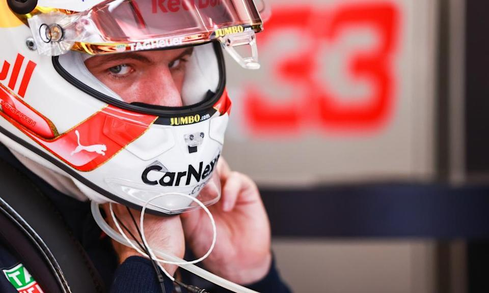 Max Verstappen needs to show he can handle adversity after losing his championship lead.