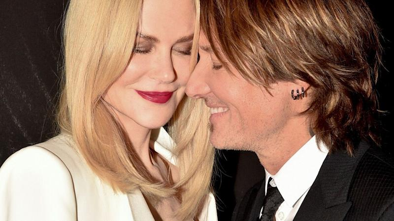Keith Urban Cuddles Up to Nicole Kidman During Italian Vacation: See the Sweet Selfie