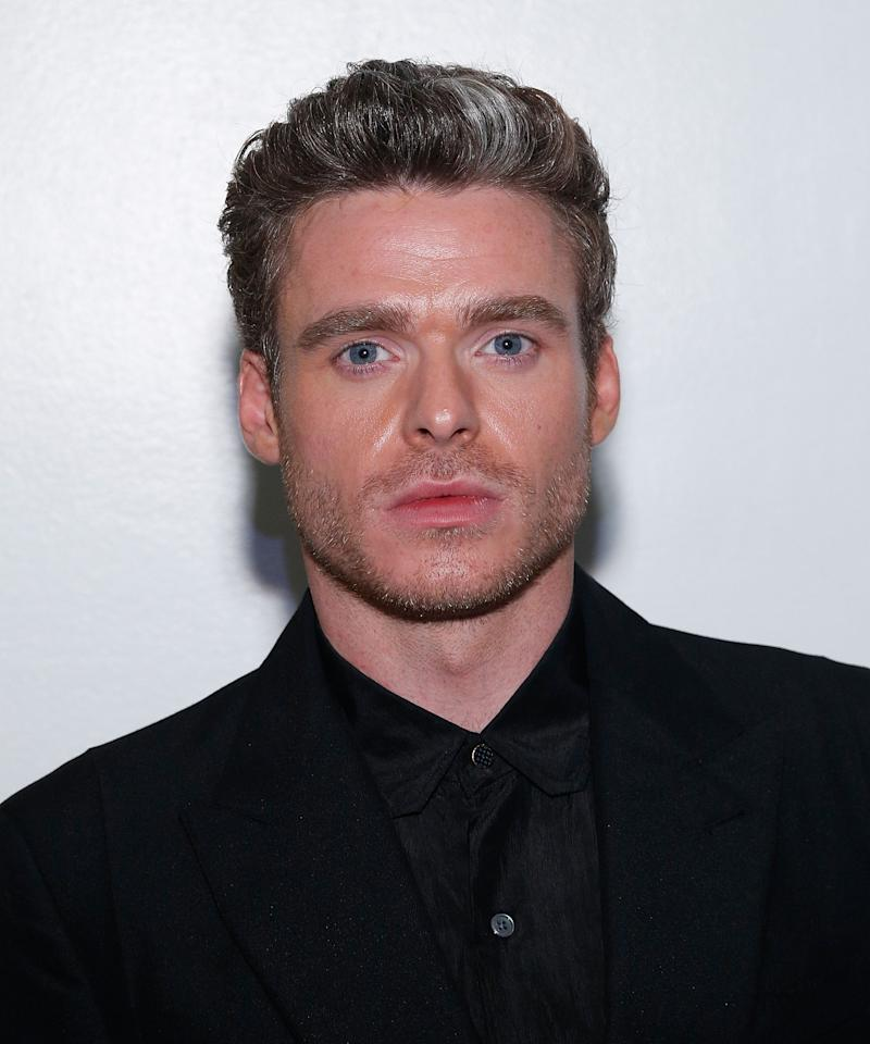 "NEW YORK, NY - MAY 29: Actor Richard Madden attends The Academy of Motion Picture Arts and Sciences official screening of ""Rocketman"" at the MoMA, Celeste Bartos Theater on May 29, 2019 in New York City. (Photo by Lars Niki/Getty Images for The Academy Of Motion Picture Arts & Sciences)"