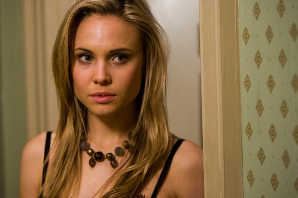 """<a href=""""http://movies.yahoo.com/movie/contributor/1809667922"""">LEAH PIPES</a> - """"Jessica""""   On TV's """"Life Is Wild,"""" Leah played a girl who lived on a South African game reserve with elephants, crocodiles and lions. That's nothing compared to the wildlife on """"Sorority Row."""""""