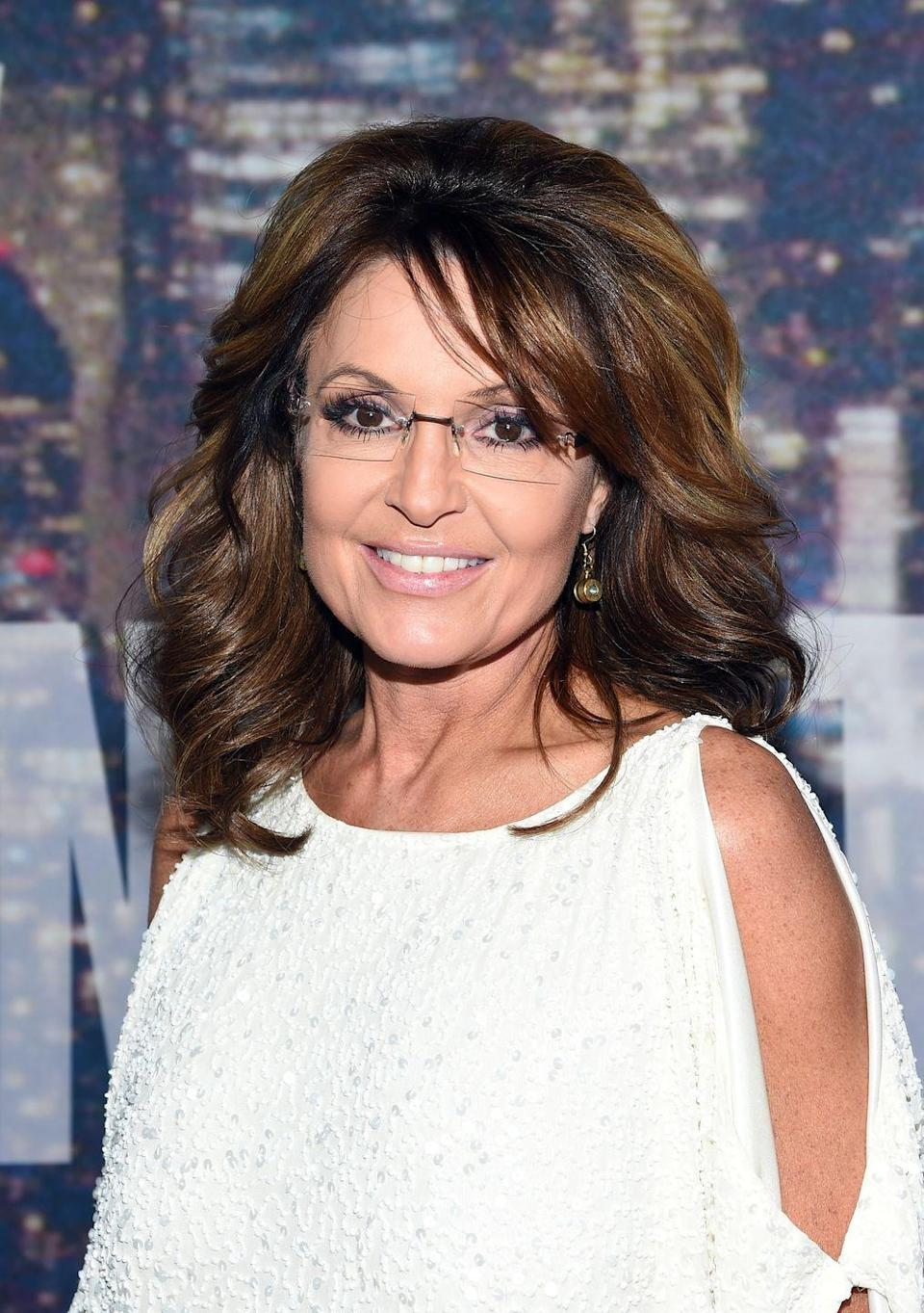 <p>After unsuccessfully running with John McCain in the 2008 Presidential Election and resigning from her position as the Governor of Alaska in 2009, Sarah launched her own online news network, the Sarah Palin Channel, in 2014.</p>