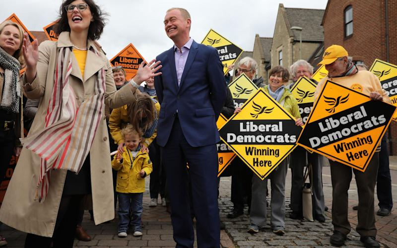 Tim Farron - Credit: Getty Images Europe