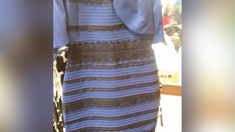 """""""What colour IS it?"""": The dress dividing the nation"""