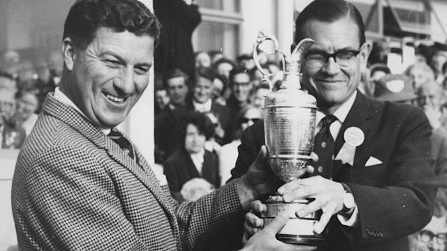 The family of five-time Open Championship winner Peter Thomson has announced his death. He was 88.