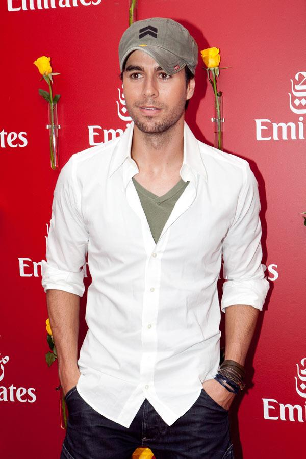 Happy Birthday Enrique Iglesias! Today, May 8, You're 37 Years Old!