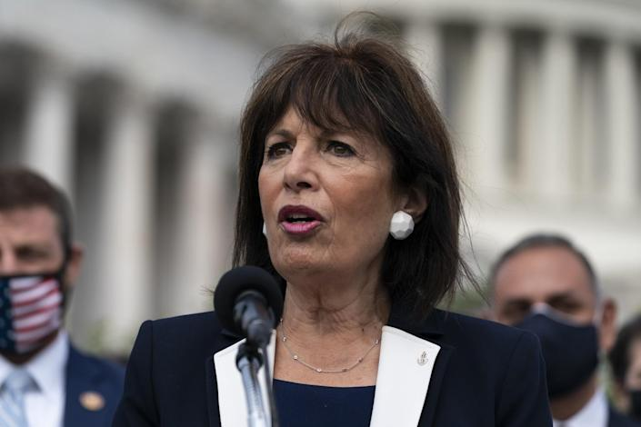 Rep. Jackie Speier, D-Calif., Chair of the House Armed Services Military Personnel Subcommittee.