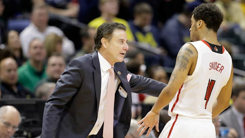 NCAA Tournament 2017: Nobody does it better (in March Madness) than Louisville's Pitino
