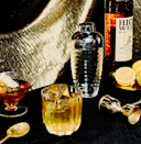 """<p><em>A Gold Rush is essentially a Hot Toddy served cold. It's just as comforting, though more suited to sipping at a bar or before dinner, since it won't send you right to sleep. We recommend a higher proof bourbon for more kick.</em><br></p><p><strong>Ingredients<br></strong>• 2 oz. bourbon<br>• 3/4 oz. lemon juice<br>• 3/4 oz. honey</p><p><strong>Instructions<br></strong>1. Combine the ingredients into a shaker and shake vigorously for 15 seconds. <br>2. Strain into a rocks glass over ice. No need to garnish. <br><br><a class=""""link rapid-noclick-resp"""" href=""""https://www.esquire.com/food-drink/drinks/a30382425/best-gold-rush-drink-recipe/"""" rel=""""nofollow noopener"""" target=""""_blank"""" data-ylk=""""slk:Read More"""">Read More</a><br></p>"""