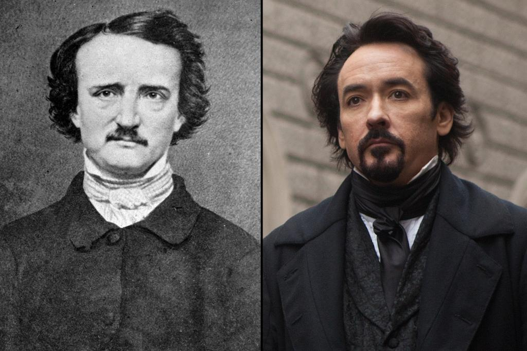 "<b>Peculiar Similarities</b><br>Cusack dove deep into Poe's writing, hoping to get intimately in touch with the writer's macabre spirit, but the two are actually more similar than Cusack might have initially imagined. Both men had at least one parent who acted professionally. Both men were writers -- Poe of the vitally important literary variety, Cusack of the occasional entertaining screenplay and politically motivated <a href=""http://www.huffingtonpost.com/john-cusack/"">blog post</a>. Perhaps the most striking similarity though is that Poe was expelled from West Point for gross neglect of duty, and Cusack starred in and wrote a movie called ""Grosse Point Blank"" (1997). Eerily similar, don't you agree?"