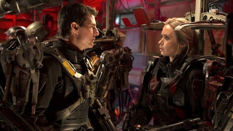 Tom Cruise's Edge Of Tomorrow Sequel Is Moving Forward (Again)