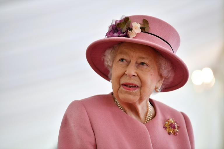 It was the monarch's first public engagement outside one of her homes since she attended a Commonwealth Day service at Westminster Abbey on March 9.