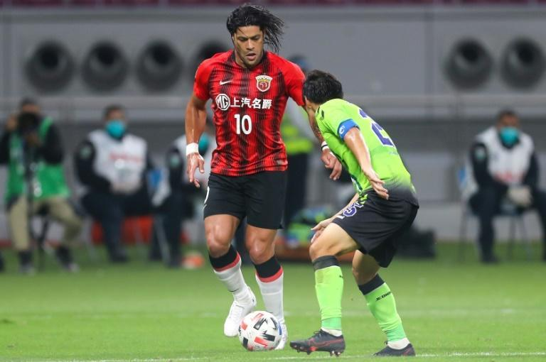 Hulk grabbed a late winner for Shanghai SIPG in the AFC Champions League
