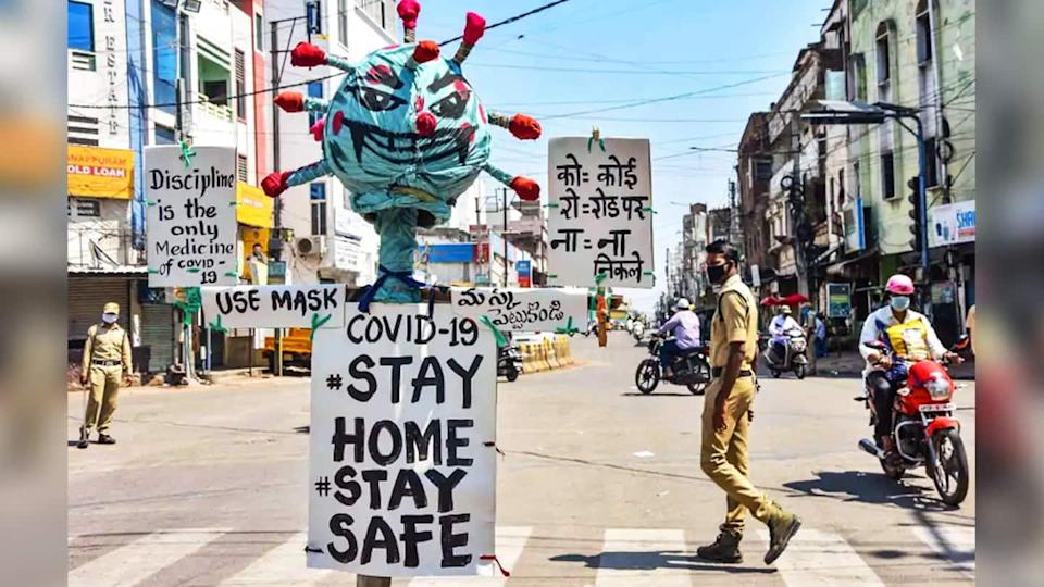 Haryana extends COVID-19 lockdown till May 31; some curbs eased