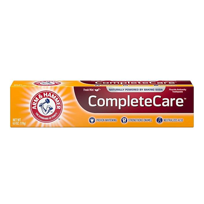 Arm & amp;  Hammer Complete Care Toothpaste