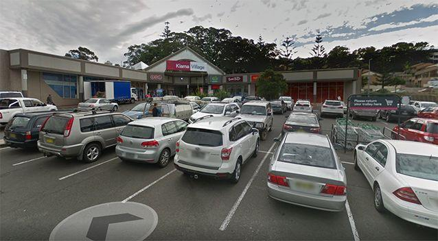 The incident happened at Kiama Shopping Centre. Source: Google Maps