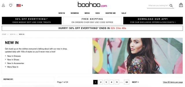 Nasty Gal confirms anticipated acquisition by Boohoo.com