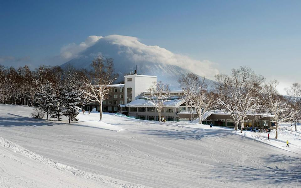 """<p>If you're a family of snow bunnies, consider taking a ski vacation to Hokkaido, Japan and the powder-lover's paradise of Mount Niseko Annupuri. Check into <a rel=""""nofollow noopener"""" href=""""http://www.niseko-village.com/en"""" target=""""_blank"""" data-ylk=""""slk:Niseko Village"""" class=""""link rapid-noclick-resp"""">Niseko Village</a> for access to 2,191 acres of slopes and luxurious ski-in, ski-out accommodations. Engage in some friendly sibling rivalry on the slopes, or if you're a budding snowbird, the village also offers lessons for anyone still learning to love the thrill of the bunny run. When you're done with the ski lift, après-ski in style with sake flights and local wine and beer, pick up souvenirs at the traditionally-designed <em>machiya </em>village, and work out the chill at the on-site spa and onsen facilities.</p>"""
