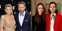 <p>Everyone knows a couple that started to look alike over time. Whether it's their mannerisms or the way they dress, it's hard to unsee once you've noticed it. These lookalikes just happen to be famous. </p>