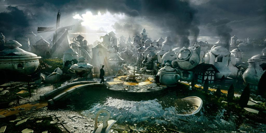 "Walt Disney Pictures' ""Oz The Great of Powerful"" - 2013"