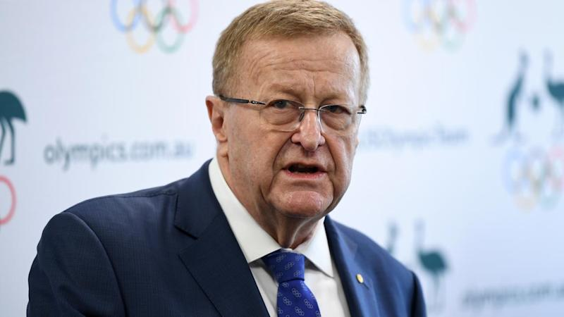AOC President John Coates expects the Tokyo games to start as planned on July 24