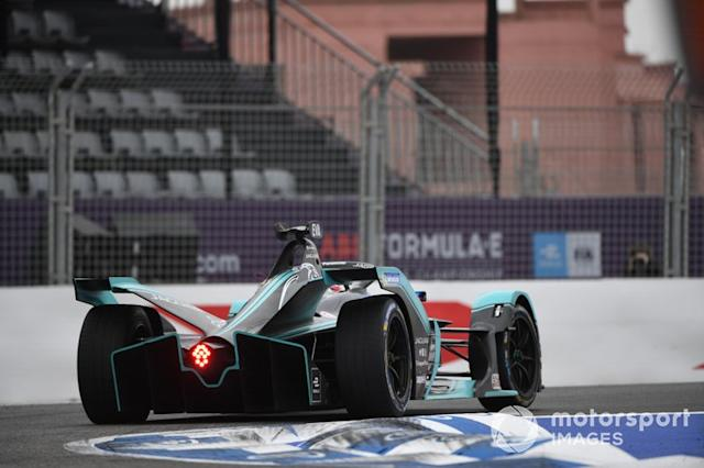 "Mitch Evans, Jaguar Racing, Jaguar I-Type 4 <span class=""copyright"">Sam Bagnall / Motorsport Images</span>"
