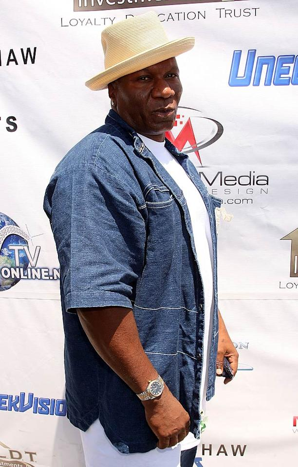 "Ving Rhames turns 52 Arnold Turner/<a href=""http://www.wireimage.com"" target=""new"">WireImage.com</a> - July 17, 2010"