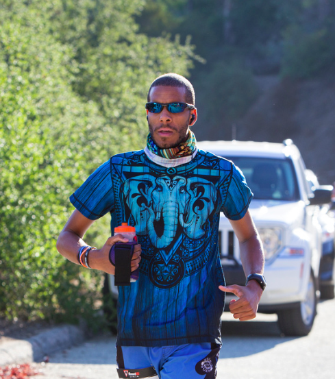 """<p>I run because it keeps me accountable. It keeps me focused and inspired by people. I run because I feel free. I am my happiest when I am running. I run because I can and it feels right.</p><p><i>—Linzie Starr, Fontana, California. Finisher of more than 20 marathons, owner/blogger at <a href=""""http://SharpEndurance.com"""" rel=""""nofollow noopener"""" target=""""_blank"""" data-ylk=""""slk:SharpEndurance.com"""" class=""""link rapid-noclick-resp"""">SharpEndurance.com</a>, runner for cancer charities .</i></p>"""