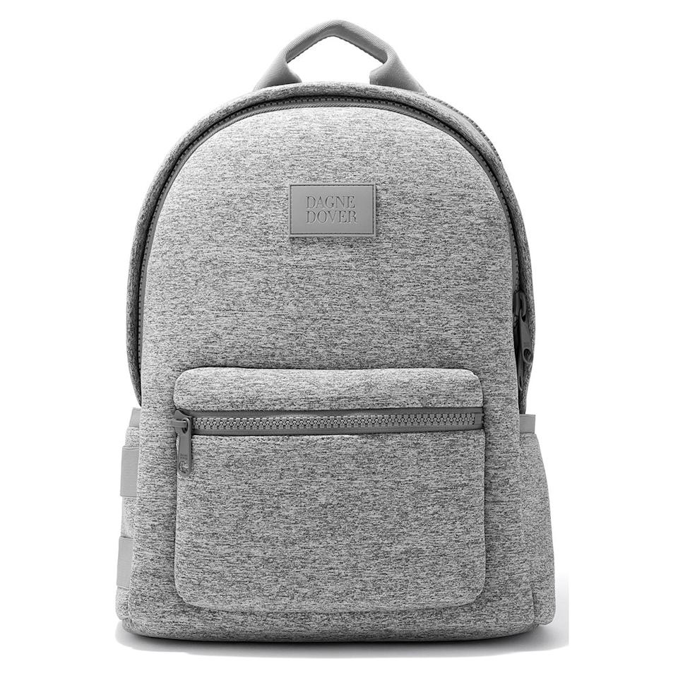 "$195, Nordstrom. <a href=""https://shop.nordstrom.com/s/dagne-dover-large-dakota-backpack/5327368/full?origin=category-personalizedsort&breadcrumb=Home%2FSale%2FAll%20New%20Markdowns&color=storm"">Get it now!</a>"