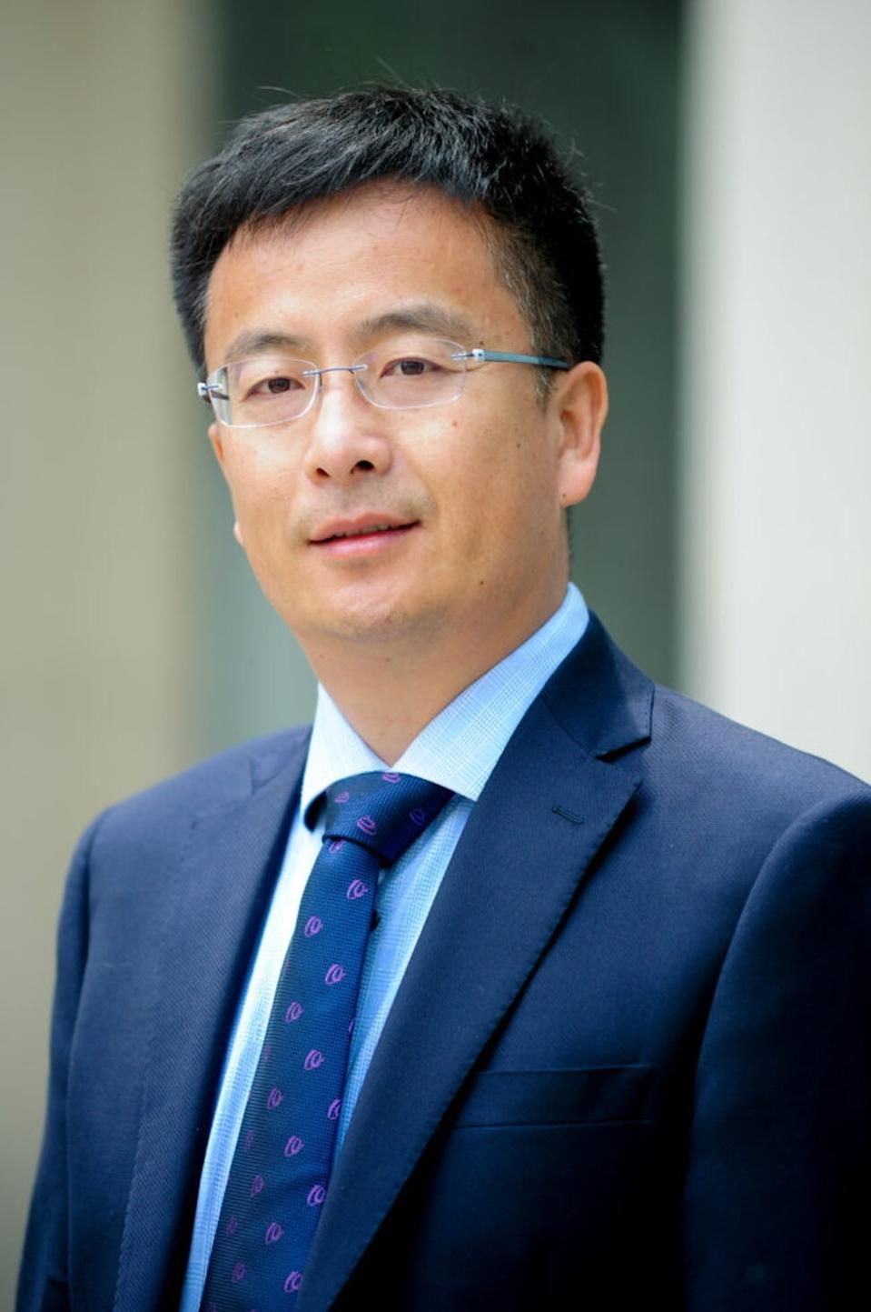Max Shen Zuojun is the head of the department of industrial engineering at Tsinghua. Photo: Handout