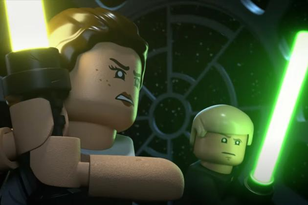 Darth Vader Rey And Baby Yoda Collide In Lego Star Wars Holiday Special Trailer Archer x rin shirin shirou x rin fate stay night. darth vader rey and baby yoda collide