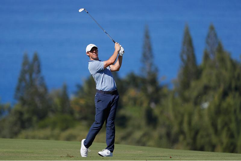 McIlroy reflects on disappointing final round in Hawaii