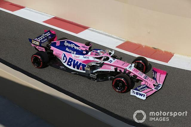 """2019: RP19 <span class=""""copyright"""">Jerry Andre / Motorsport Images</span>"""