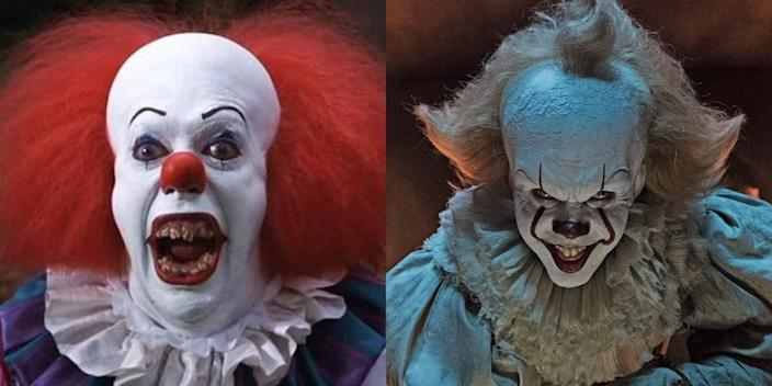 pennywise clown it movie