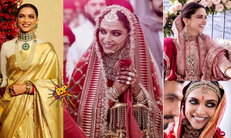 Bride or not you cannot miss Deepika Padukone's jewelry ...