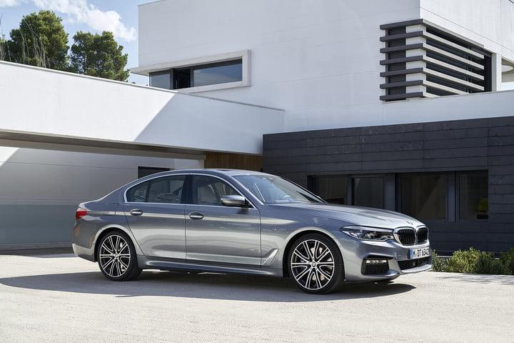 bmw reintroduces diesel powered 5 series 2018 1