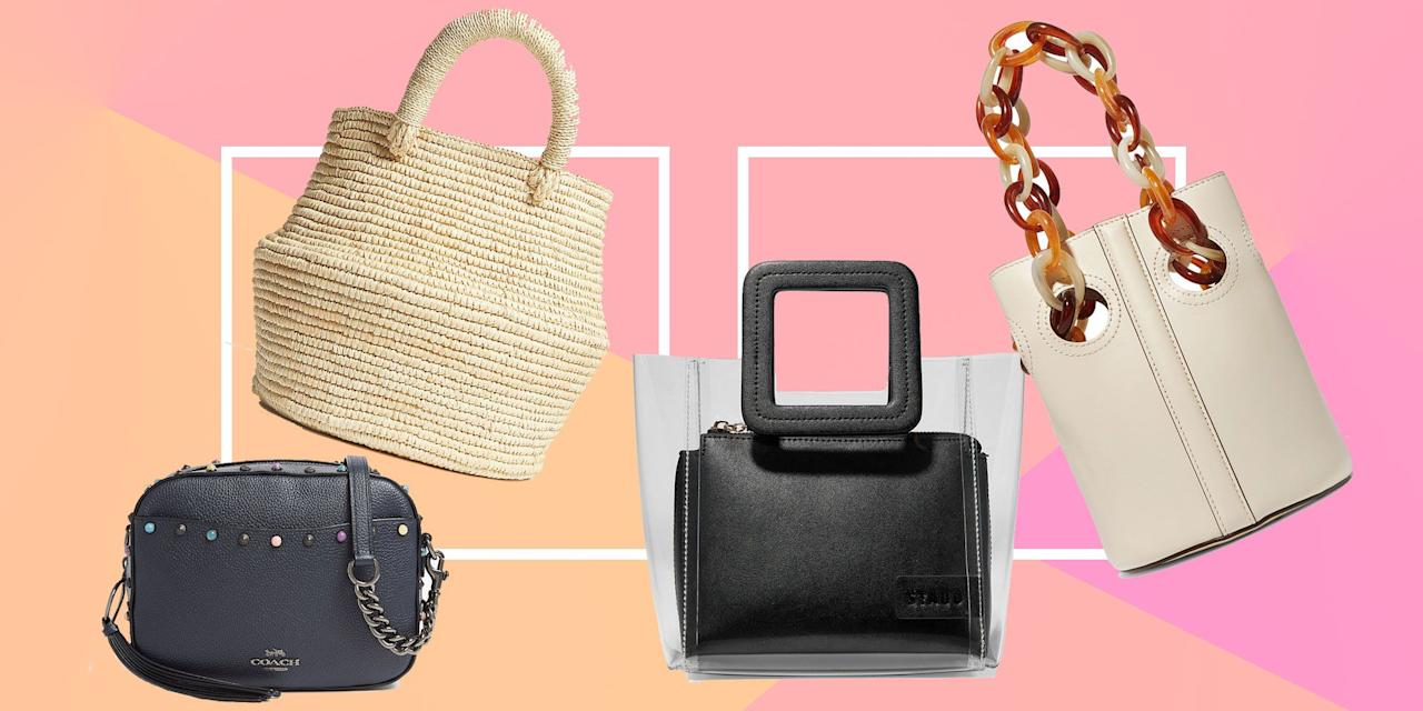 <p>Designer handbags needn't cost you a lifetime of savings - there are great bargains to be had, if you just know where to look. </p><p>While some designer bags can cost way over £1,000, there are also plenty that come in at a fraction of your monthly wage - and the good news is many of the cheaper options are just as timeless as the super expensive ones. </p><p>Feel like treating yourself but don't want to wait months to save the money? Here are our favourite luxury handbags on sale for under £300 - cheap as chips! (Kinda)...</p>