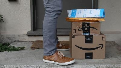 CNBC's Todd Haselton tries living off Amazon Prime for a week to see where the online empire succeeds and where it has room to grow.