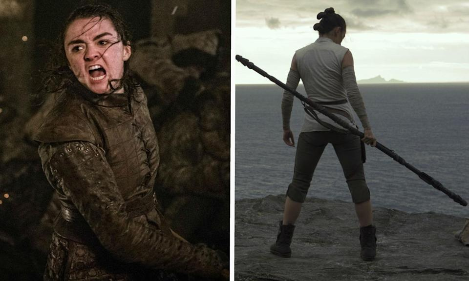 Game of Thrones steals move from The Last Jedi