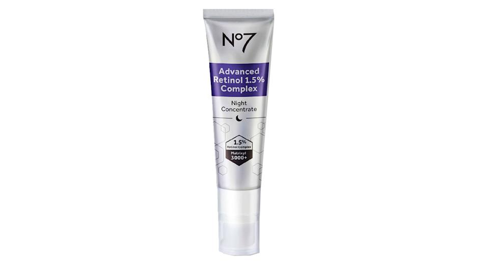 No7 Advanced Retinol 1.5% Complex Night Concentrate