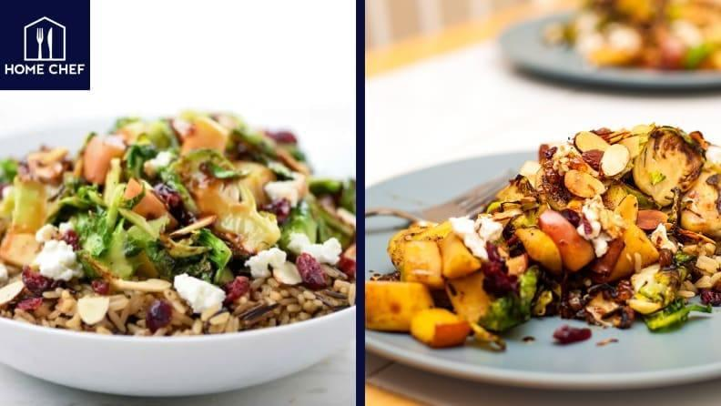 Enjoy the fruits (and foods) of your labor with our experts' top-rated meal kit.