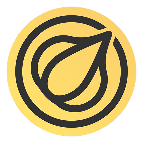 weirdest cryptocurrencies garlicoin logo