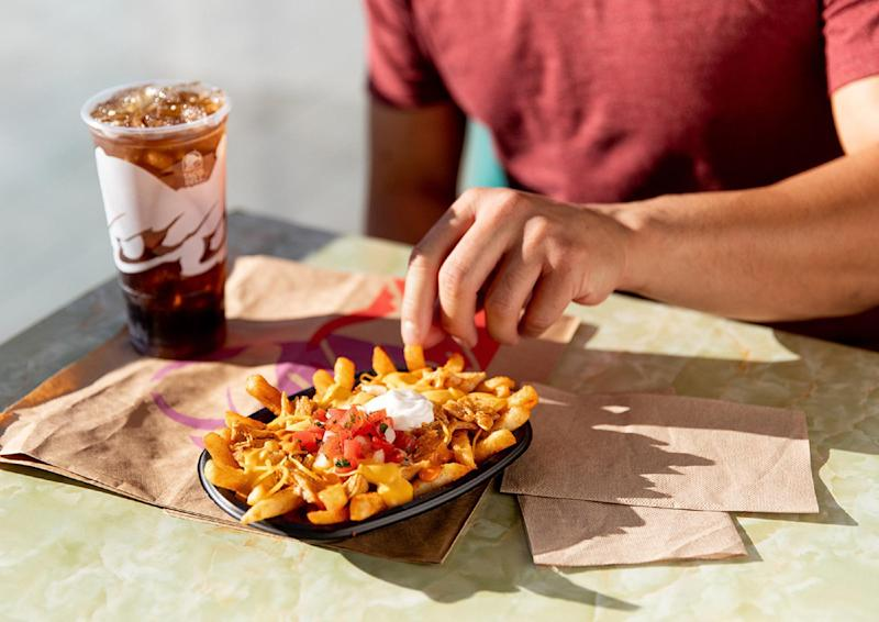 Taco Bell is now topping Nacho Fries with this fan-favorite party food