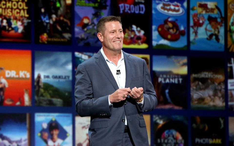 Disney executive Kevin Mayer has joined ByteDance as its chief operating officer - Getty Images North America