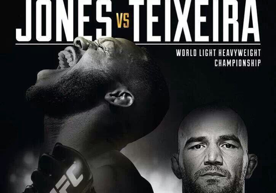 UFC 172 Loses Fight, Card Reduced to Ten Bouts