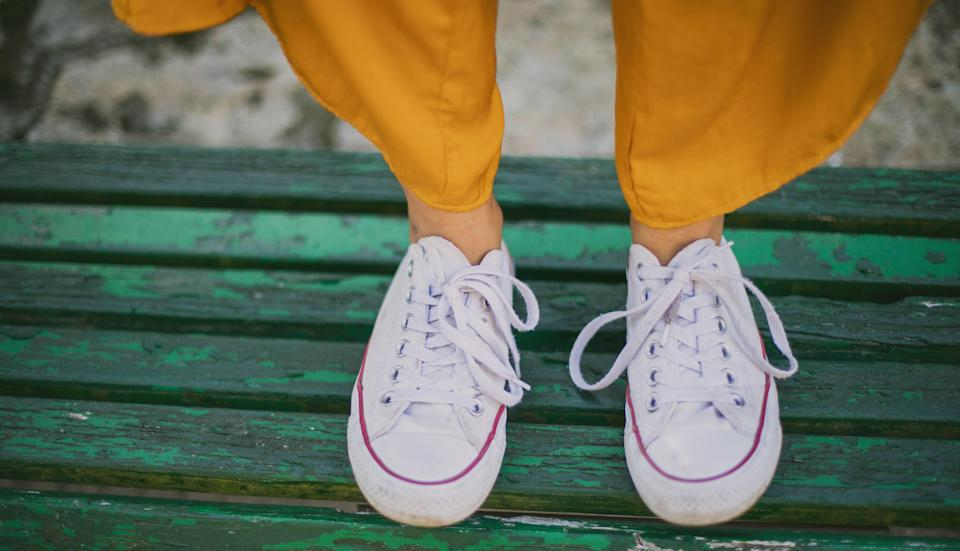 The best spring sneakers are already on sale (Photo: Getty)
