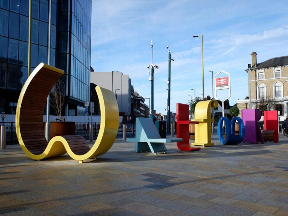 <p>Watford in Hertfordshire has been described by Lonely Planet as 'the sort of town that makes you want to travel' </p> (Getty Images)