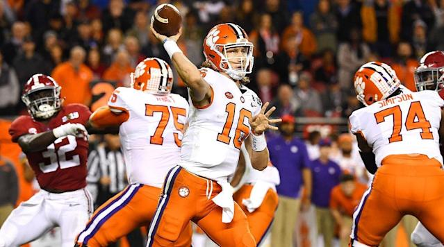 The NFL Awaits the Arrival of Trevor Lawrence