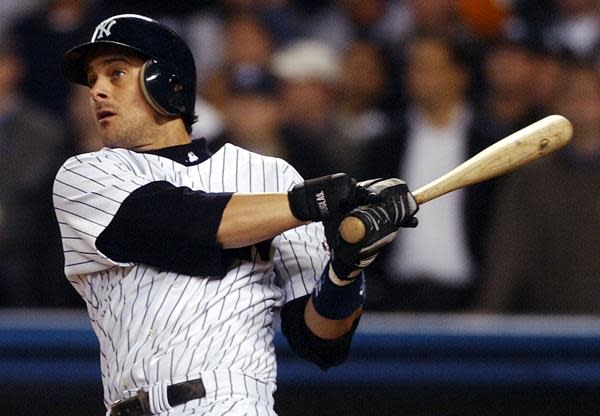 Aaron Boone is reportedly set to be named the Yankees next manager. (AP)